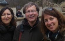 Hostující profesoři M. Figeac, M. Marache Bordeaux HLE 2015