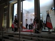 Kondolence v Palais Elysée k úmrtí J. Chiraca_2019