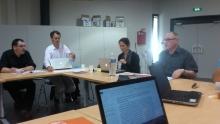 9. Jednání konference EDF v Museu Grand´Maison
