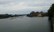 ICOLSE15_Historická elektrárna Toulouse Bazacle