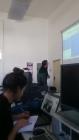 Workshop se studenty ze Sorbonny na FEL1