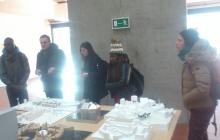 Studenti Sorbonny v HLE na FEL leden 2018