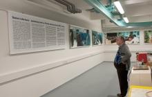 Výstava Století informace HLE FEL ČVUT v Praze, 2016